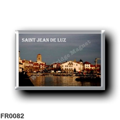 FR0082 Europe - France - French Riviera - Côte d'Azur - Saint-Jean-de-Luz