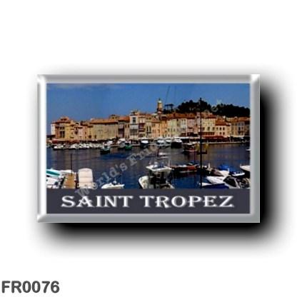 FR0076 Europe - France - French Riviera - Côte d'Azur - Saint Tropez