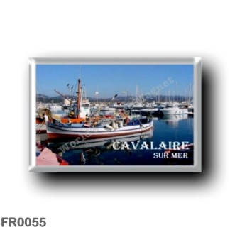 FR0055 Europe - France - French Riviera - Côte d'Azur - Cavalaire-sur-Mer