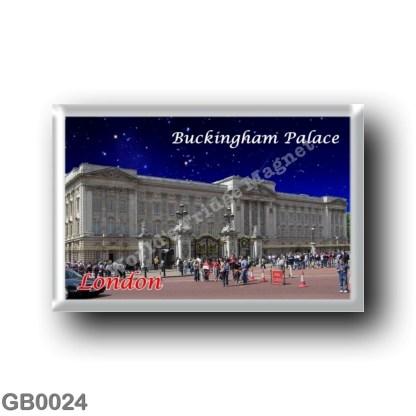 GB0024 Europe - England - London - Buckingham palace