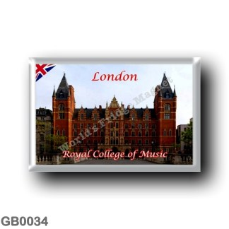 GB0034 Europe - England - London - Royal College of Music