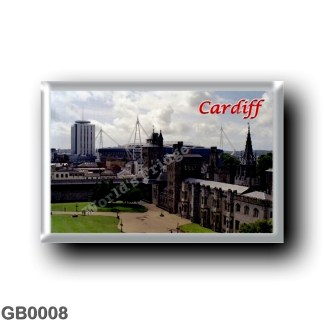 GB0008 Europe - Wales - Cardiff