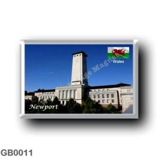 GB0011 Europe - Wales - Newport