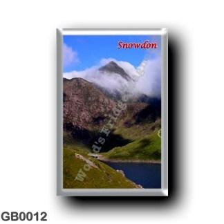 GB0012 Europe - Wales - Snowdon