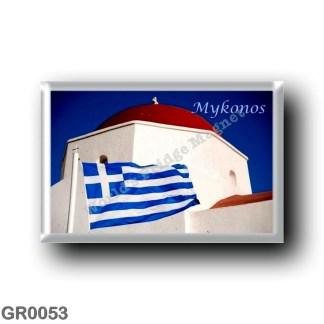 GR0053 Europe - Greece - Mykonos - Panagia Monastery