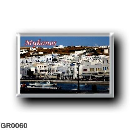 GR0060 Europe - Greece - Mykonos - Panorama City