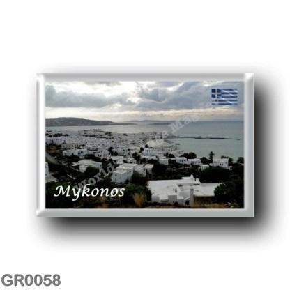 GR0058 Europe - Greece - Mykonos - Panorama