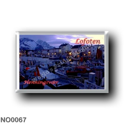 NO0067 Europe - Norway - Lofoten - Henningsvær