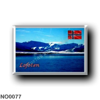 NO0077 Europe - Norway - Lofoten - Panorama