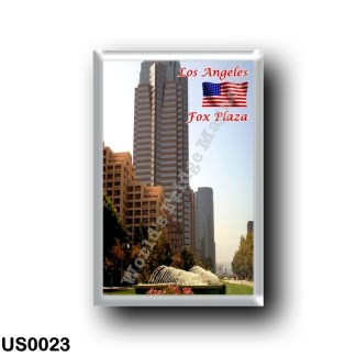 US0023 America - United States - Los Angeles - Fox Plaza