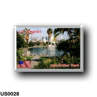 US0028 America - United States - Los Angeles - Mac Arthur Park