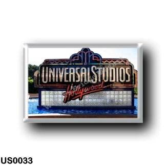 US0033 America - United States - Los Angeles - Universal Studios