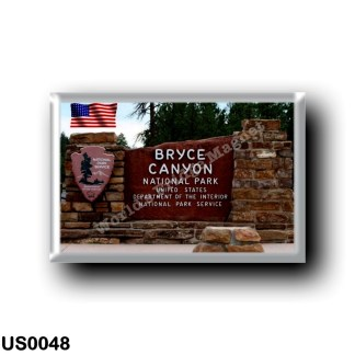US0048 America - United States - National Park - Bryce Canyon - Welcome