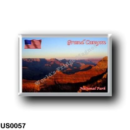 US0057 America - United States - National Park - Grand Canyon - Panorama -