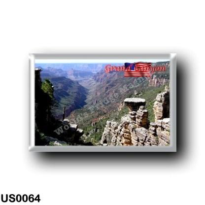 US0064 America - United States - National Park - Grand Canyon - Panorama