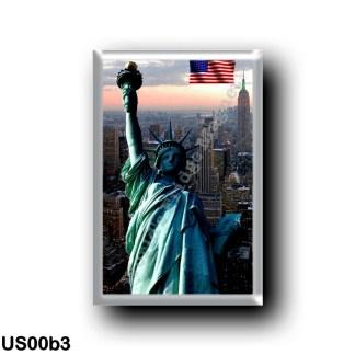 US00b3 America - United States - New York City - Statue of Liberty