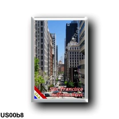 US00b8 America - United States - San Francisco - Californa Street
