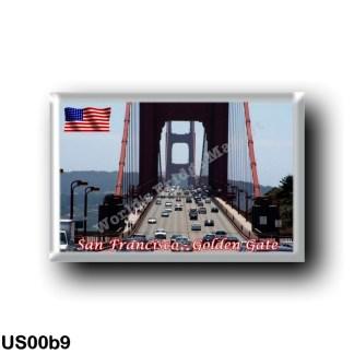 US00b9 America - United States - San Francisco - Golden Gate