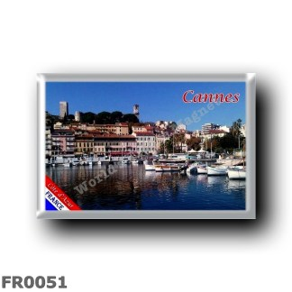 FR0051 France - French Riviera - Côte d'Azur - Cannes