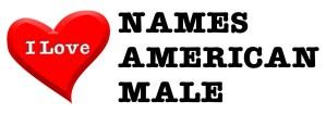 I love names american male