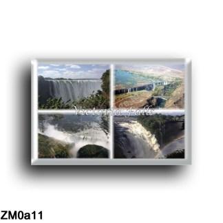 ZM0a11 Africa - Zambia - Victoria Falls Zimbabwe