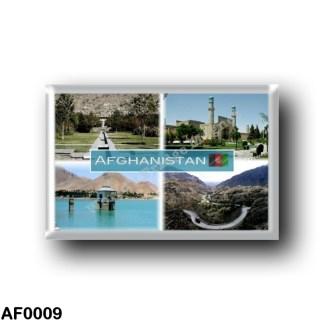 AF0009 Asia - Afghanistan - Lake Qargha - Mosque in Herat - Babur Garden - KhyberPass