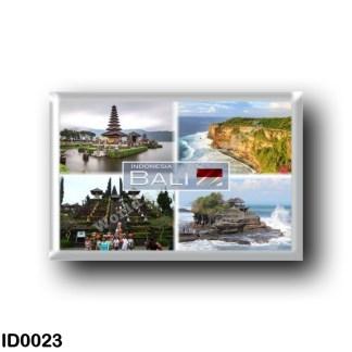 ID0023 Asia - Indonesia - Bali - Kuta Bali cliffs Pura Luhur Uluwatu - Muttertempel Pura Besakih - Pura Ulun Danu Bratan - lake