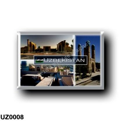 UZ0008 Asia - Uzbekistan - Samarkand - Khiva - Buhkara Char Minar