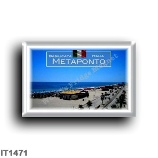IT1471 Europe - Italy - Basilicata - Metaponto - Lido