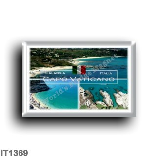 IT1369 Europe - Italy - Calabria - Capo Vaticano - Beaches - Tropea Promontory - Inlets - Vibo Valentia