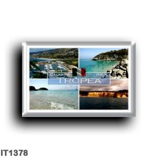 IT1378 Europe - Italy - Calabria - Tropea - Cannon Beach - Tourist Harbor - Sea View - Vibo Valentia