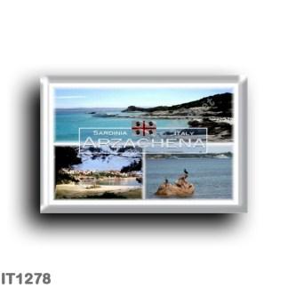IT1278 Europe - Italy - Sardinia - Arzachena - Porto Cervo - Costa Smeralda - Baia Sardinia