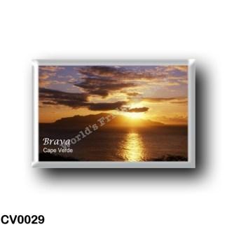 CV0029 Africa - Cape Verde - Brava - Panorama