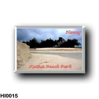 HI0015 Oceania - Hawaii - Hoahu Kailua Beach Park