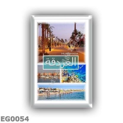 EG0054 Africa - Egypt - Hurghada - Alig Walkway - Morning at Marina - Sahl Hasheesh 1 - Soma-Bay