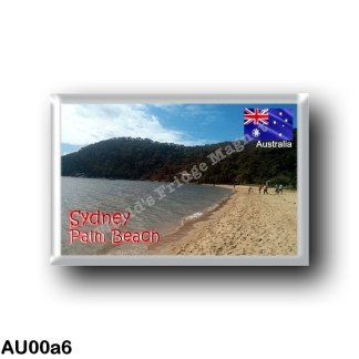 AU00a6 Oceania - Australia - Sydney - Palm Beach