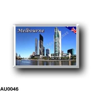 AU0046 Oceania - Australia - Melbourne - Panorama