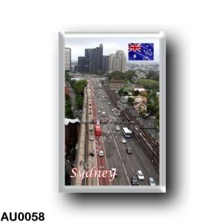 AU0058 Oceania - Australia - Sydney - Harbour Bridge