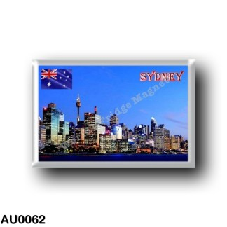 AU0062 Oceania - Australia - Sydney - Central Business District