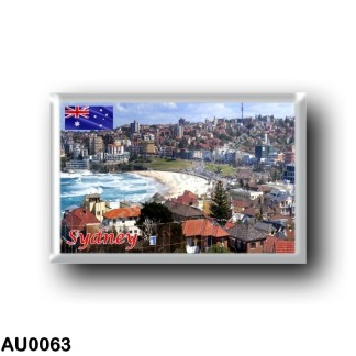 AU0063 Oceania - Australia - Sydney - Beach