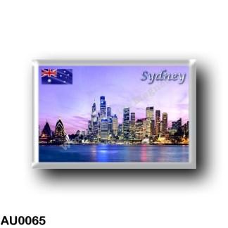 AU0065 Oceania - Australia - Sydney - Skyline.bmp