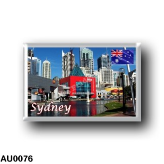 AU0076 Oceania - Australia - Sydney - District