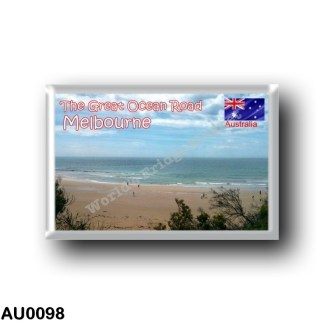 AU0098 Oceania - Australia - Melbourne - The Great Ocean Road