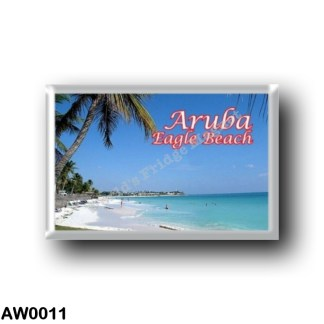 AW0011 America - Aruba - Eagle Beach