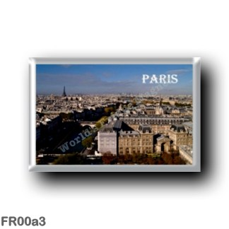 FR00a3 Europe - France - Paris
