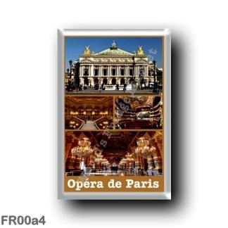 FR00a4 Europe - France - Paris - Opera de Paris - Mosaic