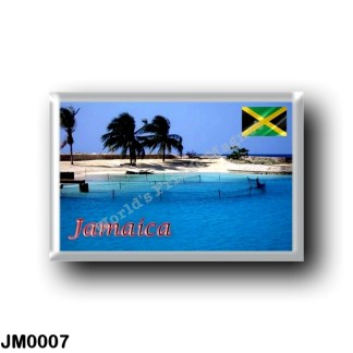 JM0007 America - Jamaica - Orcadessa - James Bond Beach