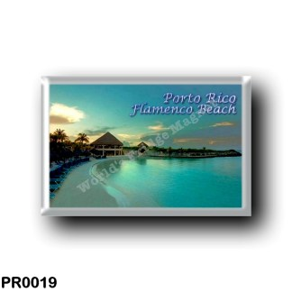 PR0019 Porto Rico - Culebra Island - Flamenco Beach