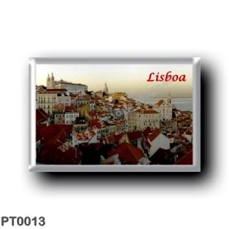 PT0013 Europe - Portugal - Lisbon - Panorama