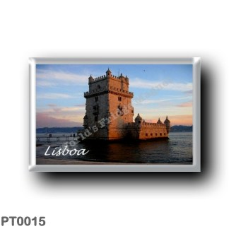 PT0015 Europe - Portugal - Lisbon - Tower